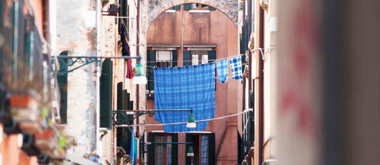Cannaregio quartier de Venise