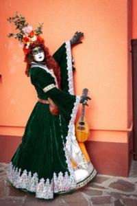 Carnaval de Venise à Burano 2019