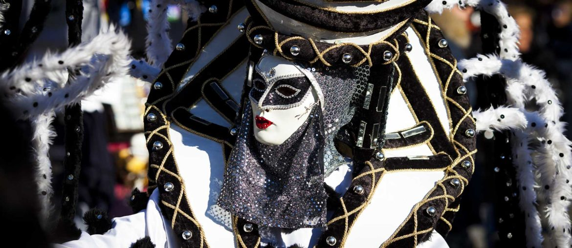 photo costume et masque carnaval de Venise