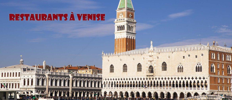 guide restaurant à Venise