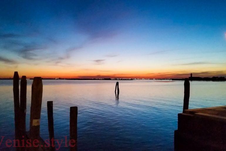 Île de Burano à Venise
