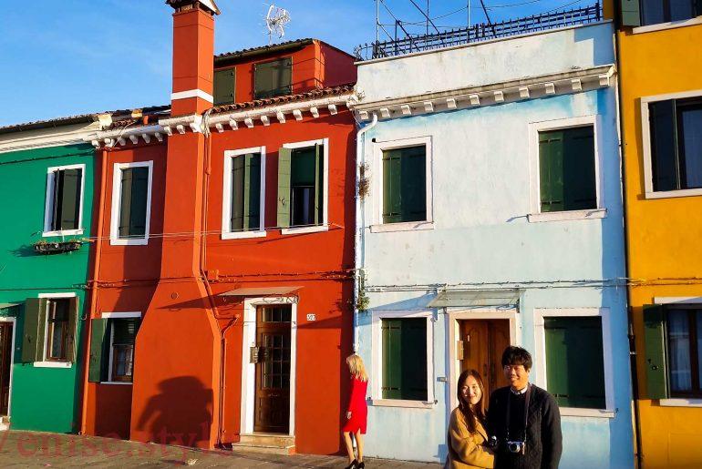 cité de Venise - Burano