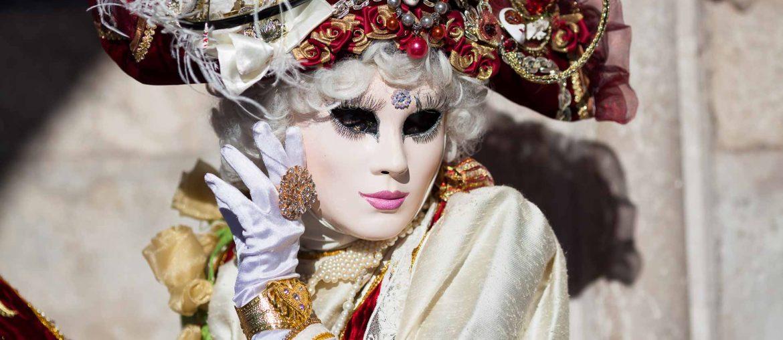 costume et masques à Venise